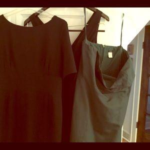 Lot of J Crew dresses